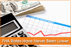 FHA Loan Rate