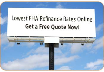 FHA Refinance Rates